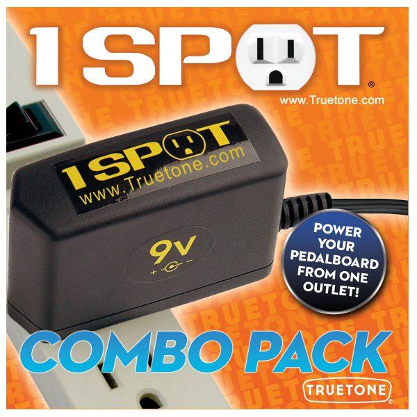 Truetone 1Spot Combo Pack Transformador 9V - 1700mA