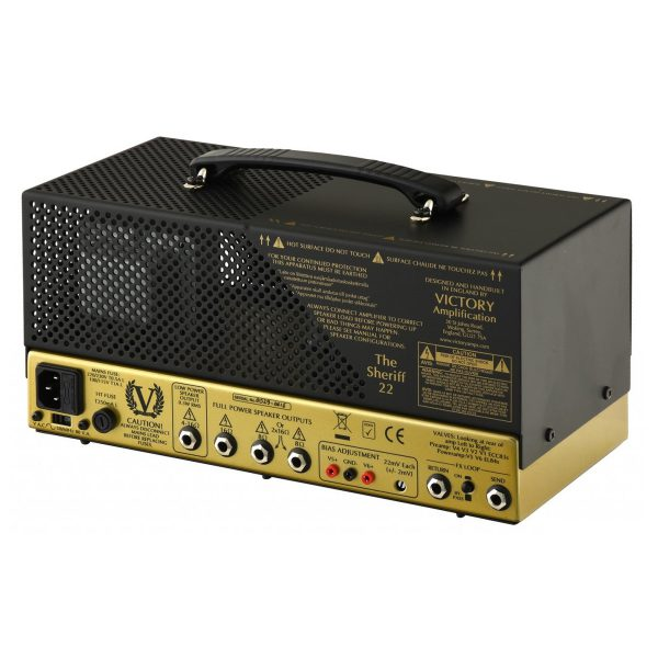 Victory Amplification Sheriff 22