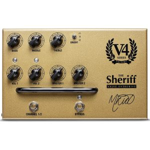 Victory Amplification V4 The Sheriff Preamp