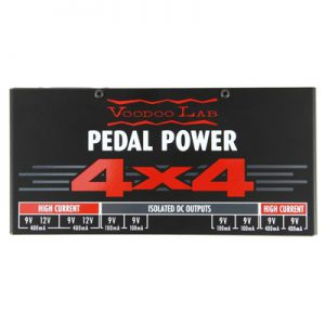 Voodoo Lab Pedal Power 4×4