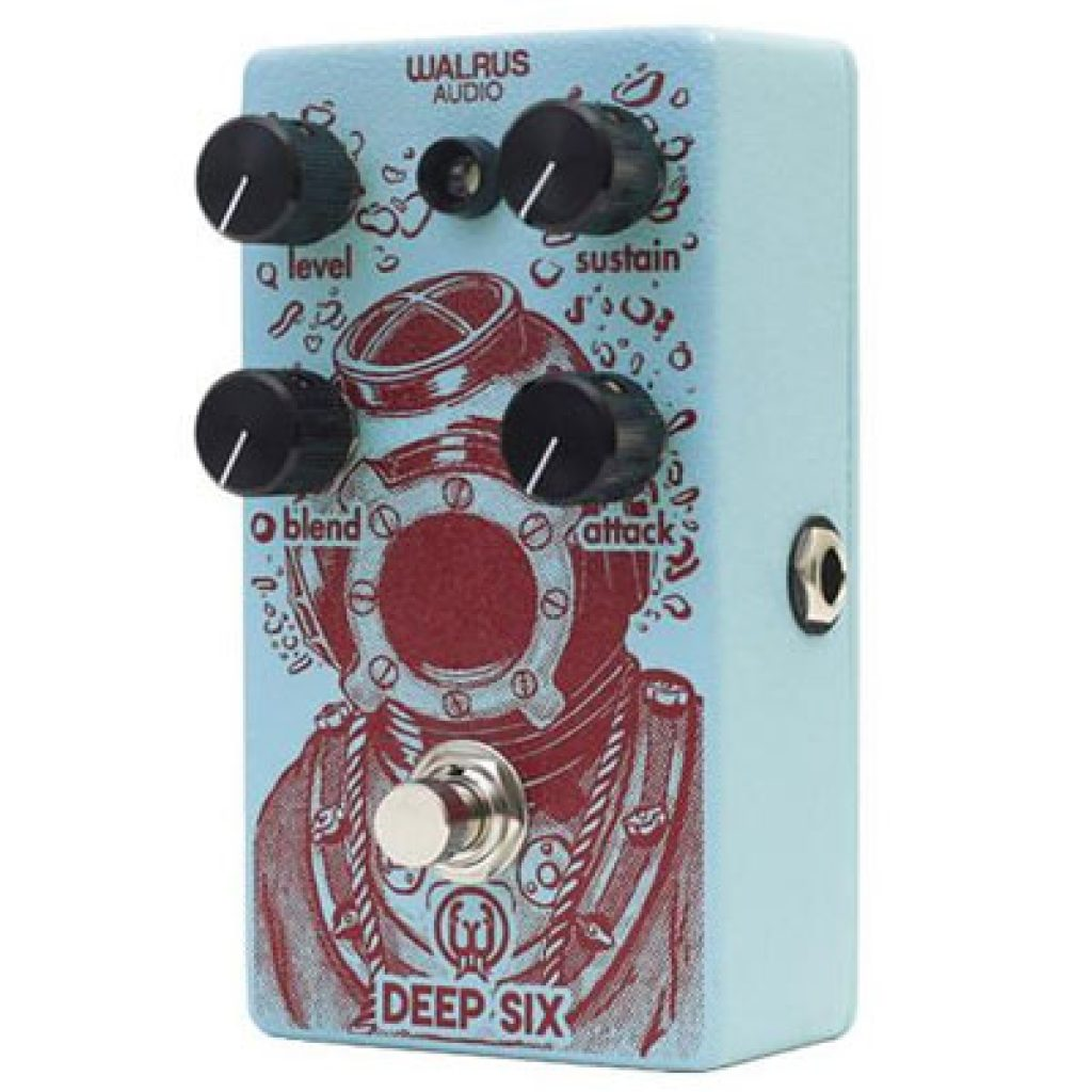 Walrus Audio Deep Six Compressor