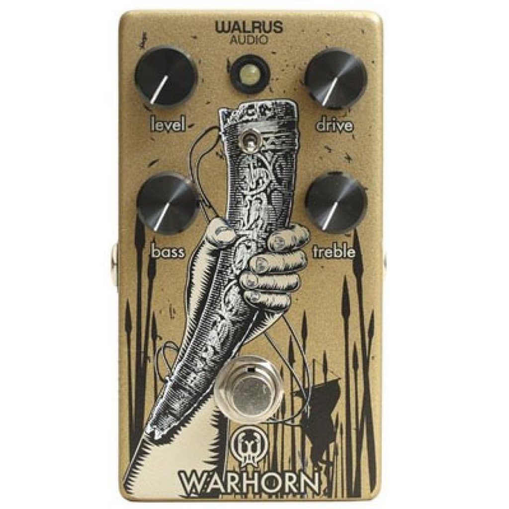 Walrus Audio Warhorn Overdrive
