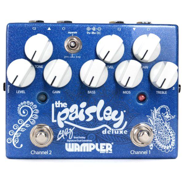 Wampler Paisley Deluxe