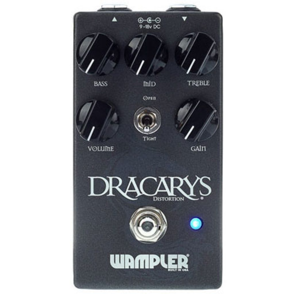 Wampler Pedals Dracarys Distortion Pedal