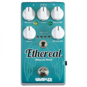 Wampler Pedals Ethereal Reverb/Delay Pedal