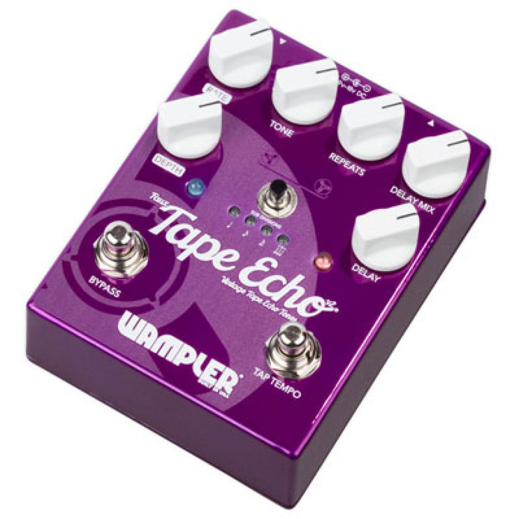Wampler Pedals Faux Tape Echo V2 Delay Pedal