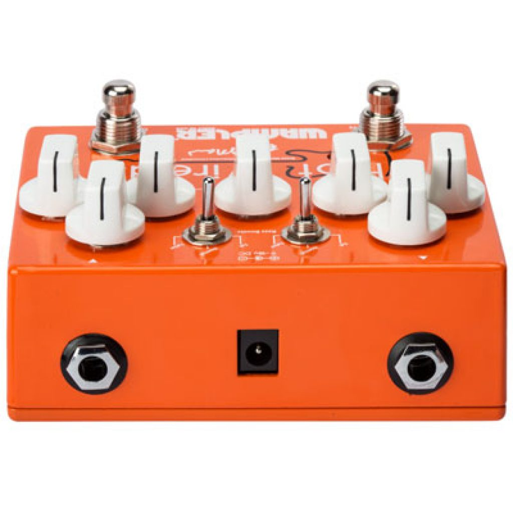 Wampler Pedals Hot Wired V2 (Brent Mason)