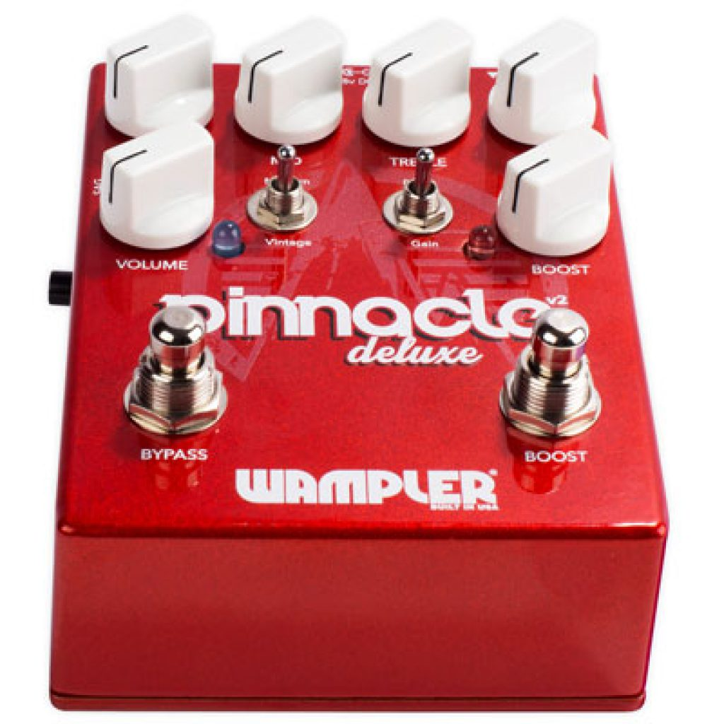 Wampler Pedals Pinnacle Deluxe V2 Distortion Pedal
