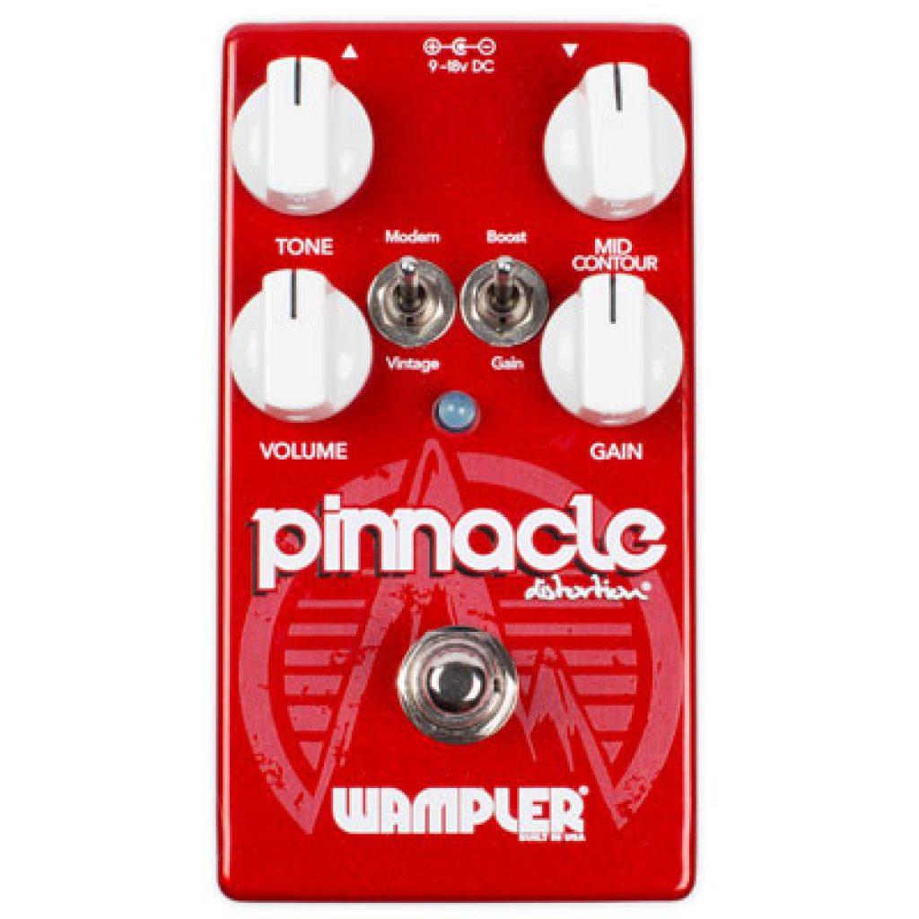 Wampler Pedals Pinnacle Standard Distortion Pedal
