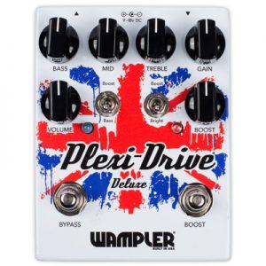 Wampler Pedals Plexi Drive Deluxe