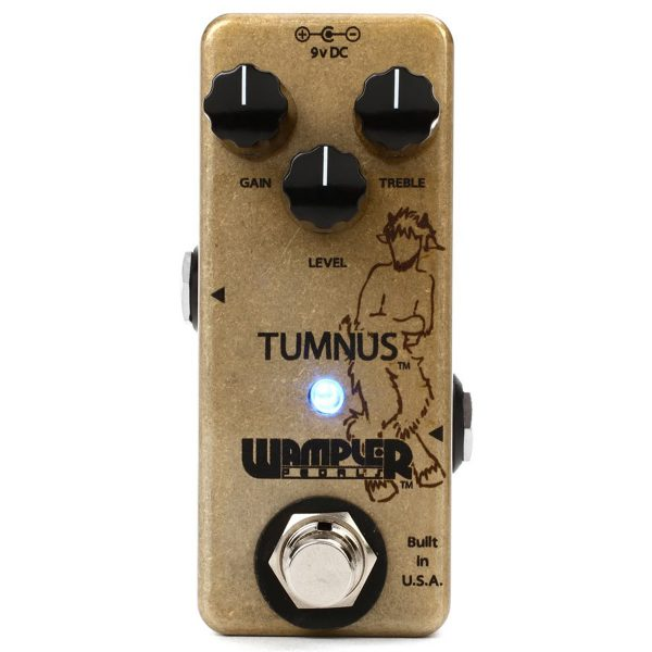 Wampler Pedals Tumnus Overdrive Pedal