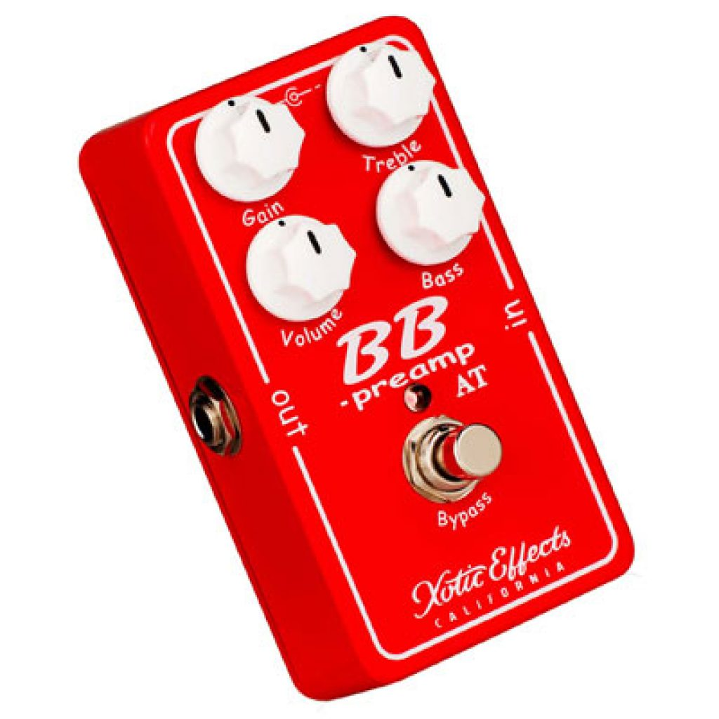 Xotic Bb Preamp (Andy Timmons)