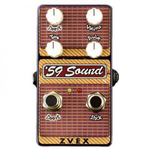 Zvex Vexter 59 Sound Vertical