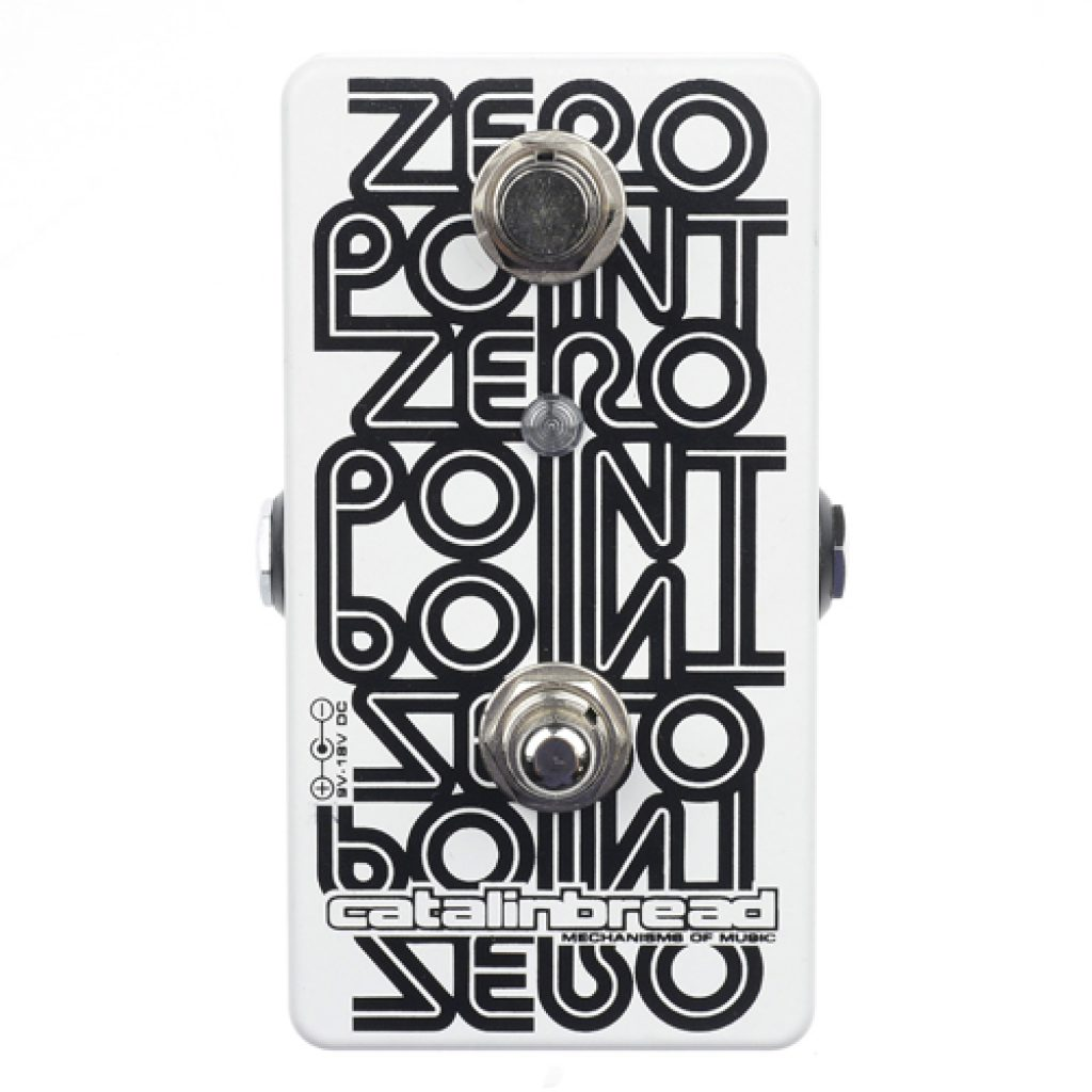 Catalinbread Zero Point Flanger