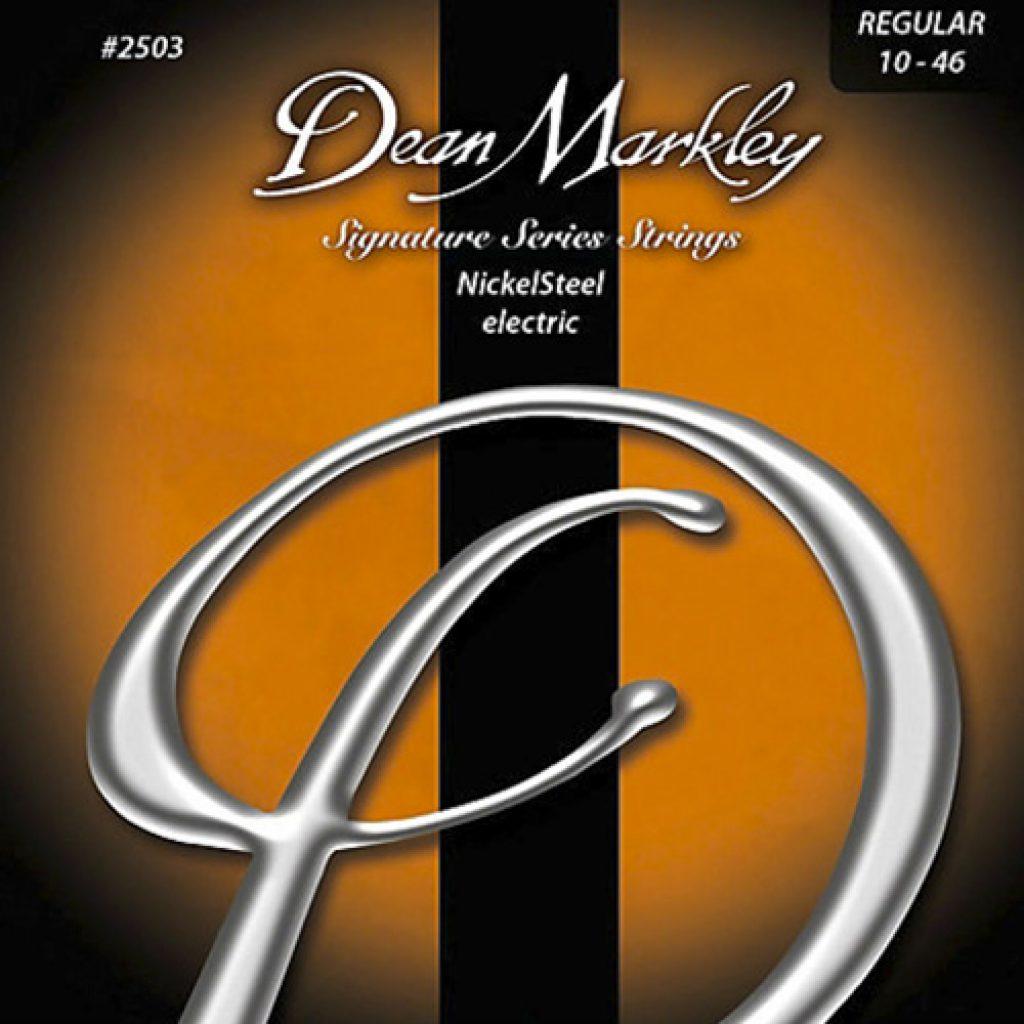 Dean Markley 2503 Nickel Steel Electric Regular 10-46