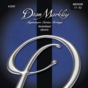 Dean Markley 2505 Nickel Steel Electric Medium 11-52