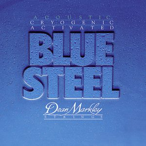 Dean Markley 2034 Blue Steel Acoustic Light 11-52