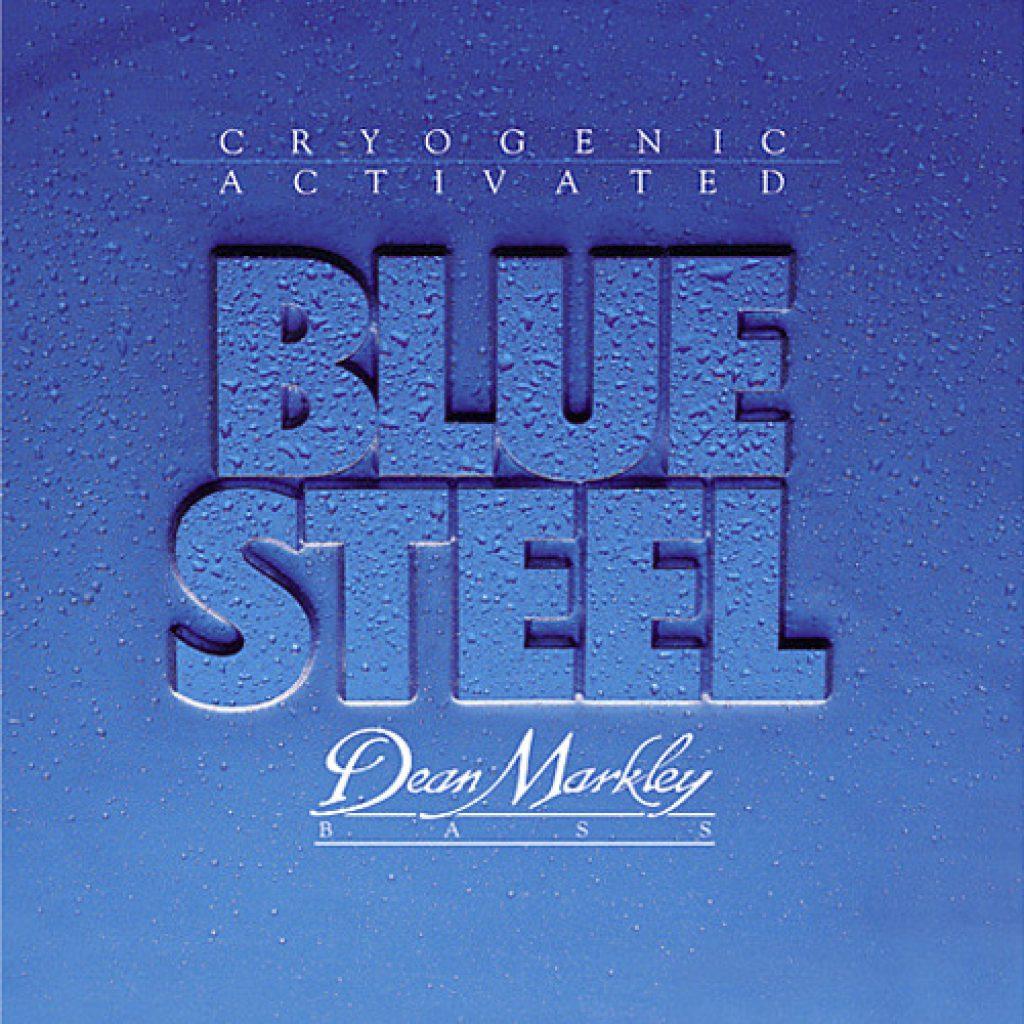 Dean Markley 2674 Blue Steel Bass Medium Light 45-105