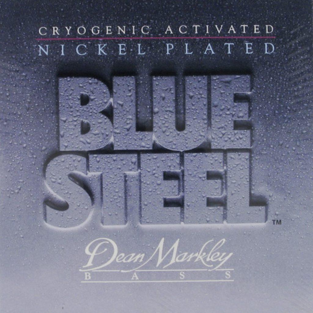 Dean Markley 2678A Blue Steel NPS Bass Light 45-125