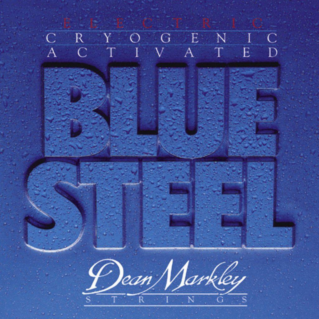 Dean Markley 2554 Blue Steel Electric Custom Light 9-46