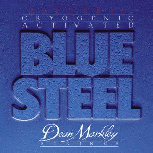 Dean Markley 2558A Blue Steel Electric Light Top Heavy Bottom 10-60
