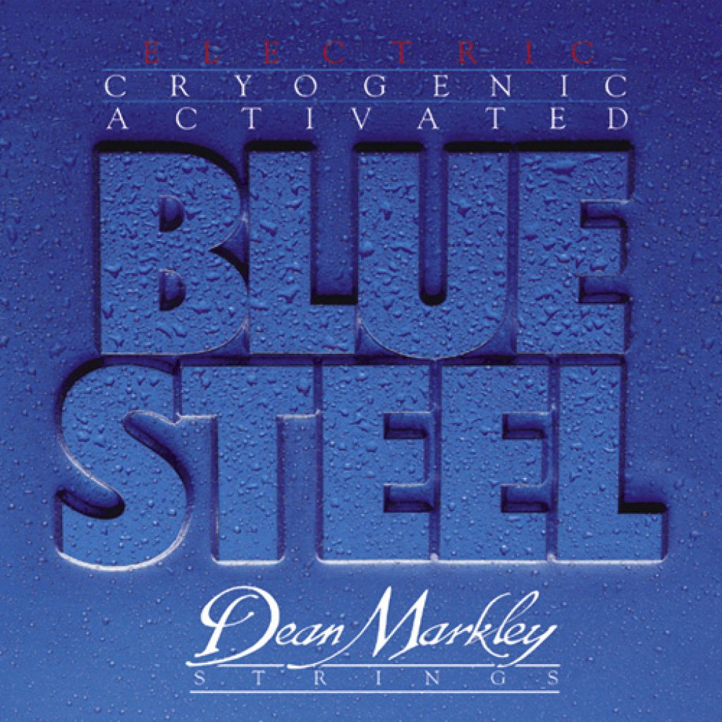 Dean Markley 2562 Blue Steel Electric Medium 11-52