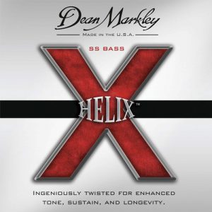 Dean Markley 2613 Helix Stainless Steel Bass Light 45-100