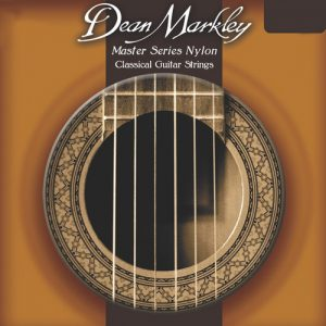 Dean Markley 2834 Master Series Nylon Acoustic Extra Hard Tension 28-45