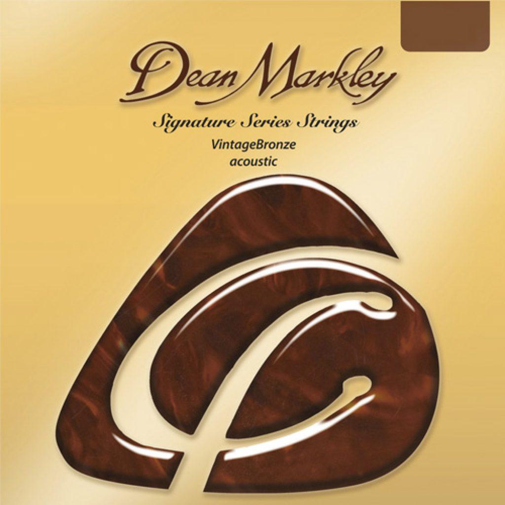 Dean Markley 2006 Vintage Bronze Acoustic Medium 13-56