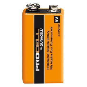Batería Duracell Procell 9V