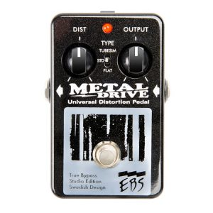 EBS Metal Drive Studio Edition