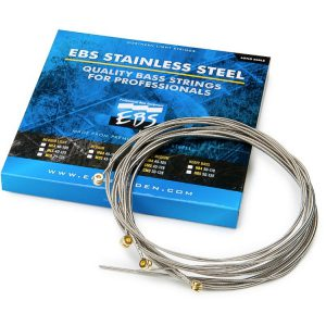 EBS Stainless Steel Bass Medium Light ML5 40-125