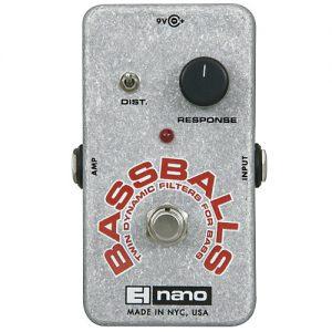 Electro-Harmonix Nano Bassballs Twin Envelope Filter