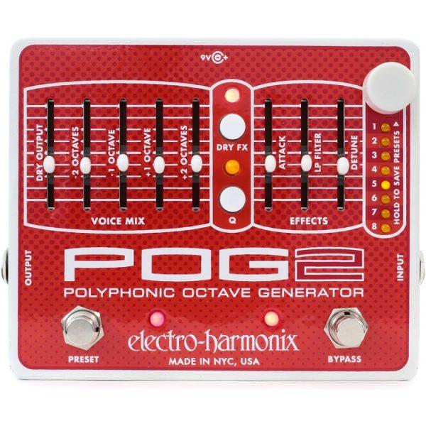 Electro-Harmonix POG 2 Octaver