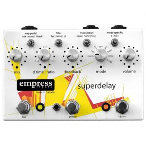 Empress Superdelay