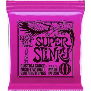 Ernie Ball 2223 Super Slinky 9-42