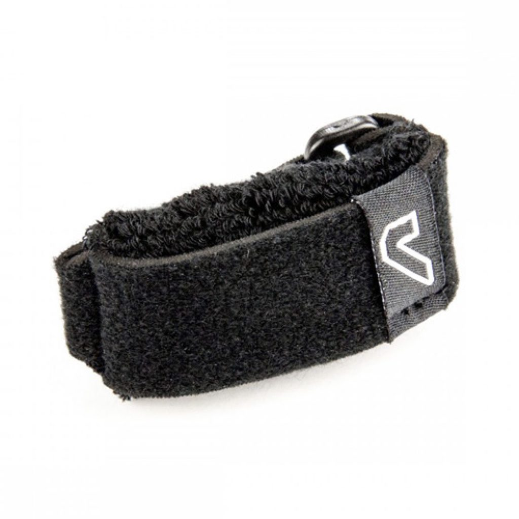 Gruv Gear Fretwraps String Muters 1-Pack (Black, Small)