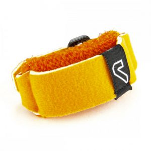 Gruv Gear Fretwraps Hd Flare String Muters 1-Pack (Orange, Small)
