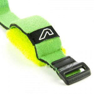 Gruv Gear Fretwraps Hd Leaf String Muter 1-Pack (Green, Large)