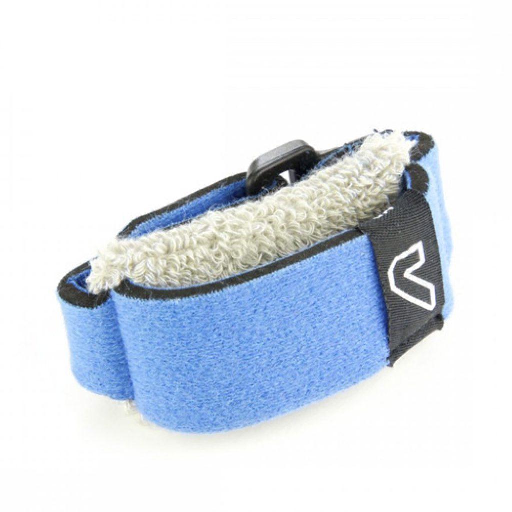 Gruv Gear Fretwraps Hd Sky String Muter 1-Pack (Blue, Medium)
