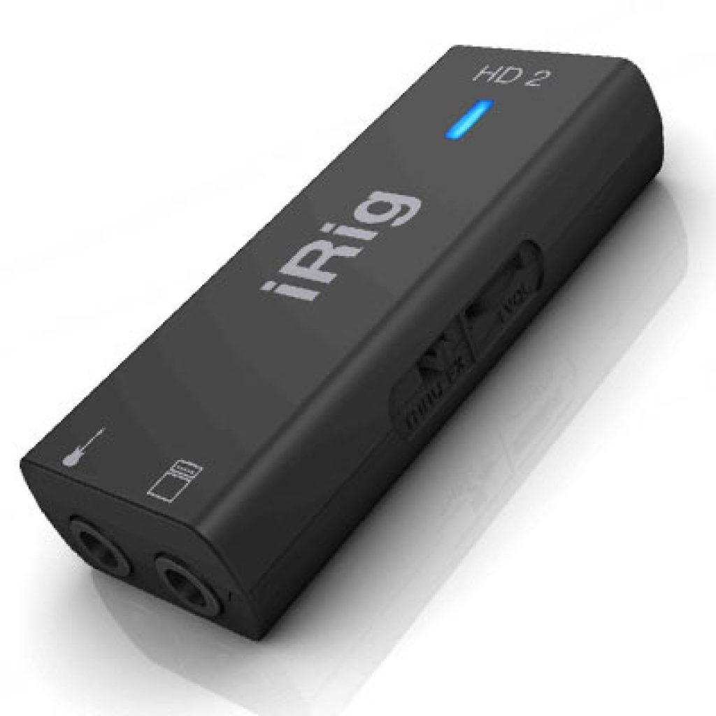 IK Mutimedia iRig HD 2 Interfaz iOS/Mac