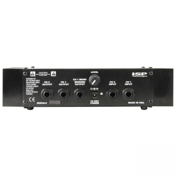 ISP Stealth Power Amp