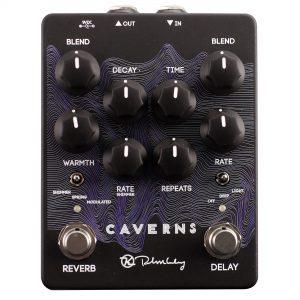 Keeley Electronics Caverns Delay Reverb V2 Limited Edition