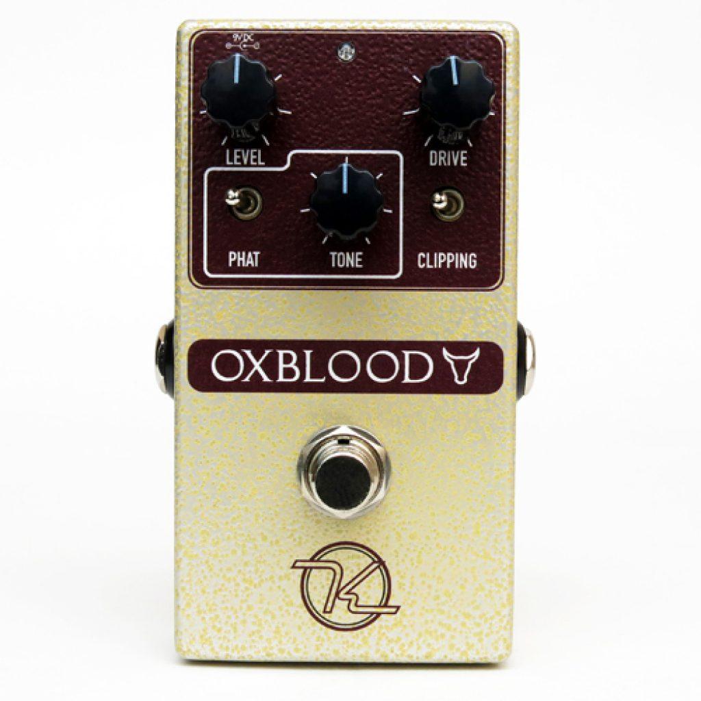 Keeley Electronics Oxblood Overdrive