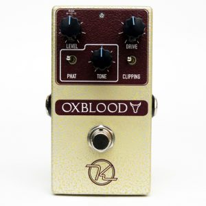 Keeley Electronics Oxblood Overdrive