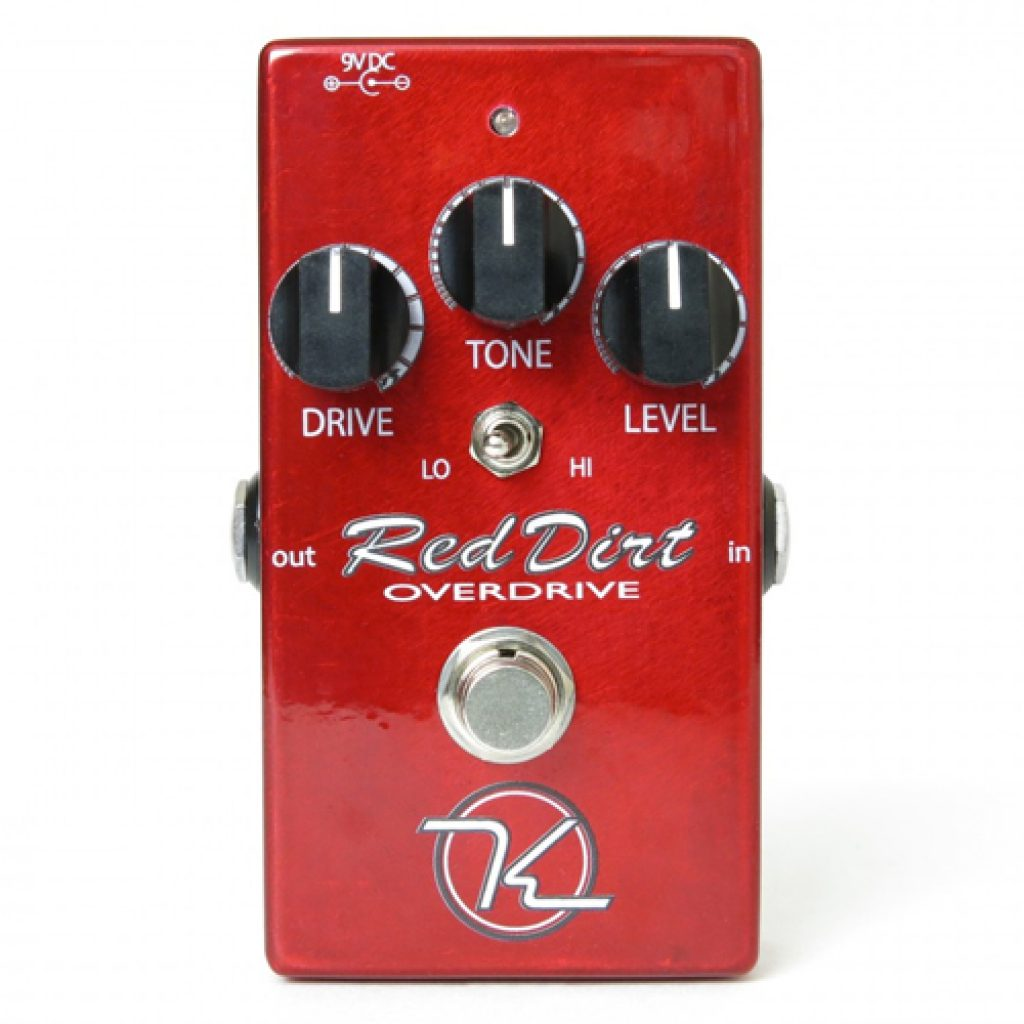 Keeley Electronics Red Dirt