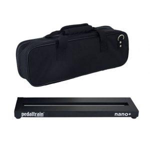 Pedaltrain Nano + Soft Case