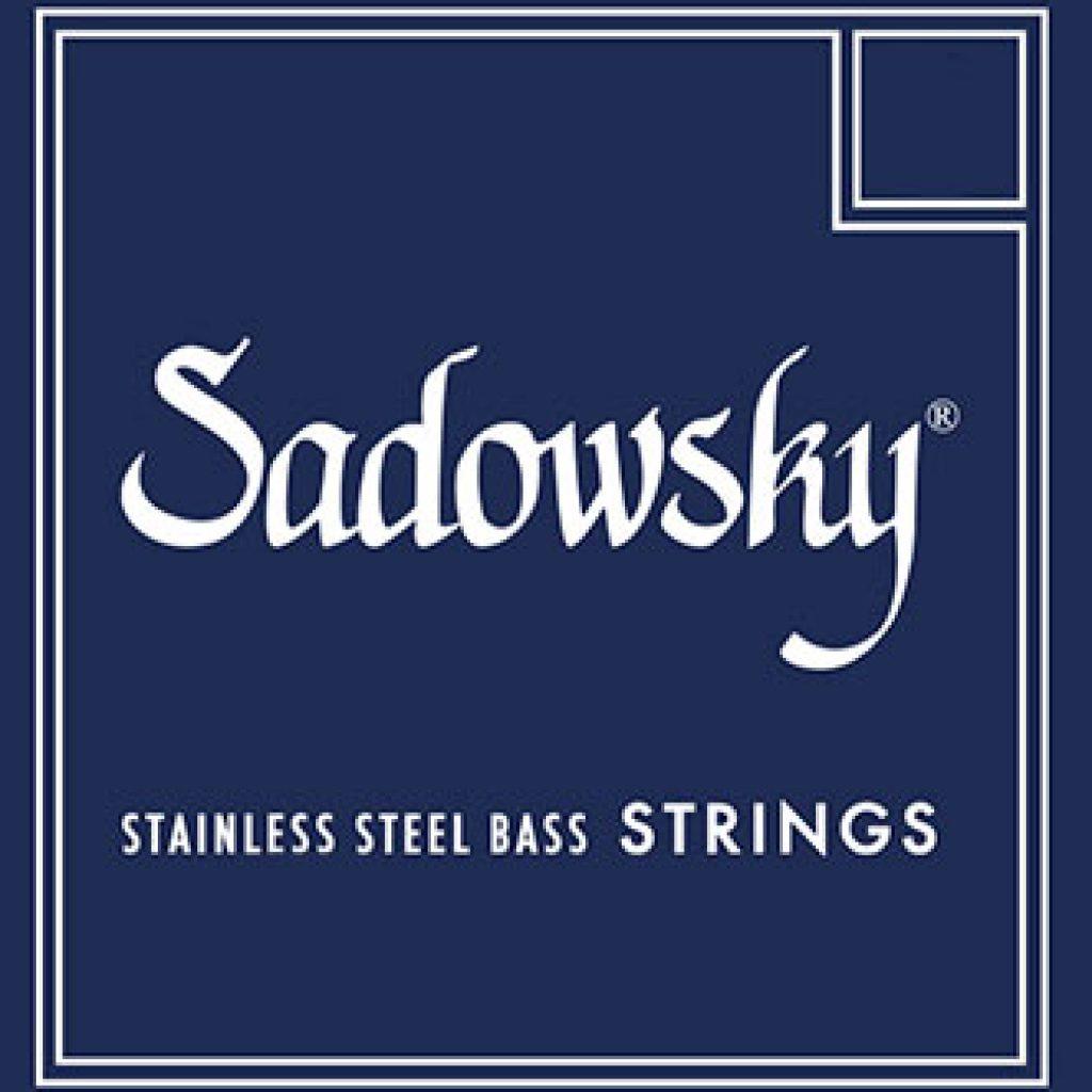 Sadowsky SBS45 Blue Stainless Steel Bass Standard 45-105
