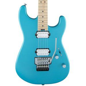 Charvel Pro-Mod San Dimas® Style 1 HH FR M, Matte Blue Frost