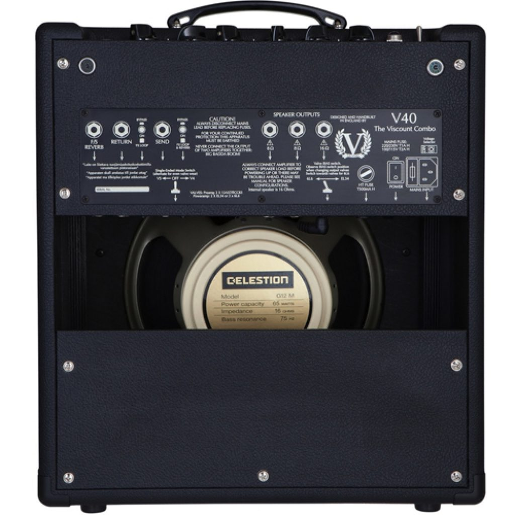 Victory Amplification V40C The Viscount